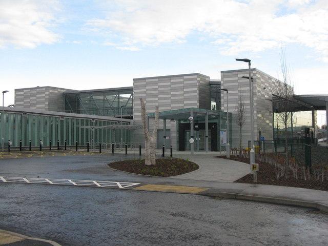 Edinburgh Gateway - 1