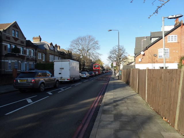 Trinity Road, Upper Tooting