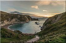 SY8080 : Man o'War Cove at dawn by Ian Capper