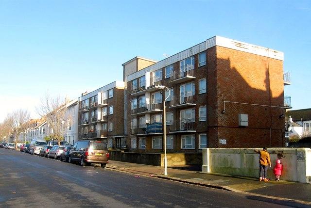 Clarke Court, Walsingham Road, Aldrington, Hove