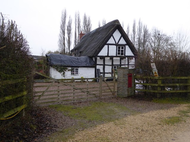 Kerswell Green Farmhouse