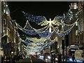TQ2980 : Regent Street Christmas lights 2016 by Oast House Archive