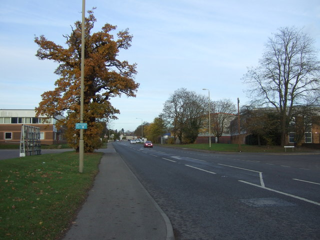 Coventry Road (B4114), Narborough