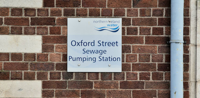 Former pumping station, Oxford Street, Belfast - December 2016(2)