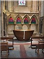 SW8244 : Truro Cathedral: St Margaret's Chapel by Jonathan Hutchins