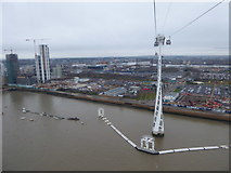 TQ3980 : View from the Emirates Airline by Marathon