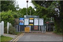TQ5146 : Penshurst Station by N Chadwick