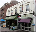 ST1876 : Truffles and Cafe Citta, Church Street, Cardiff by Jaggery