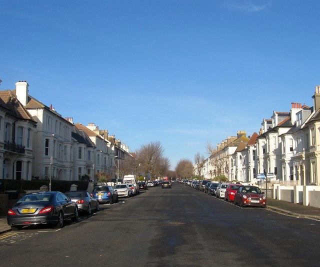 Westbourne Villas, Aldrington, Hove
