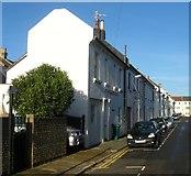 TQ2804 : 16-34, Westbourne Place, Aldrington, Hove by Simon Carey
