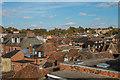 SU1429 : Salisbury rooftops by Ian Capper