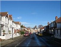 TQ2704 : Glendor Road, Aldrington, Hove by Simon Carey