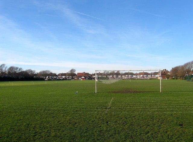 Aldrington Recreation Ground (Wish Park), Hove