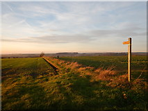 TA0609 : Footpath to Barnetby le Wold by James Emmans