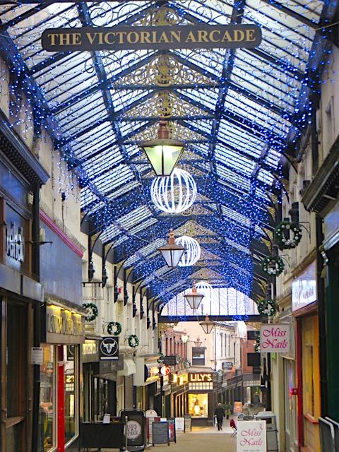 The Victorian Arcade, Barnsley © Paul Harrop :: Geograph ...