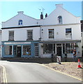 SX9687 : Devon Air Ambulance Trust charity shop, Topsham by Jaggery
