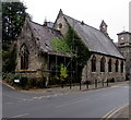 SO2800 : Derelict former St James Church, Pontypool by Jaggery