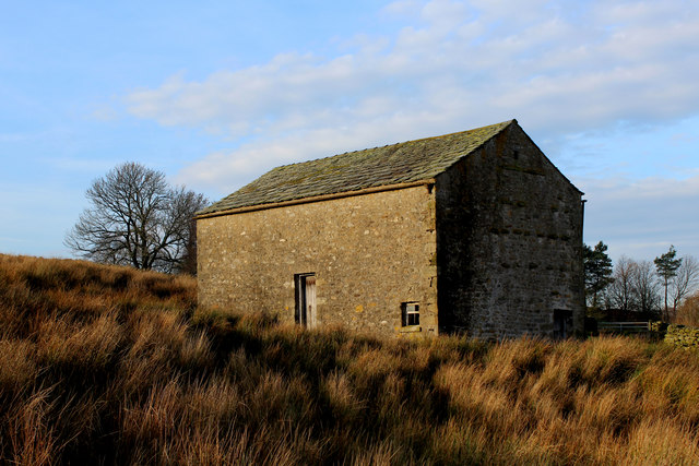 Stone Barn near Heigh Head