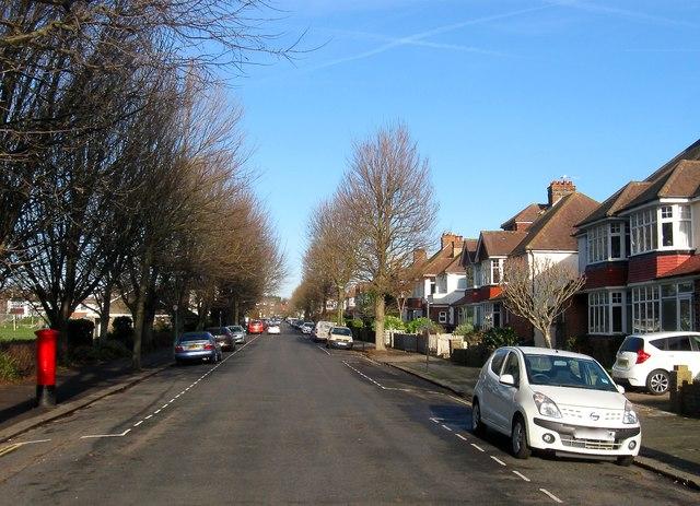 Wish Road, Aldrington, Hove