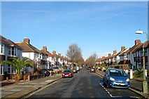 TQ2704 : Welbeck Avenue, Aldrington, Hove by Simon Carey