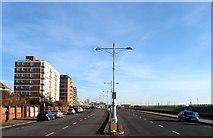TQ2704 : Kingsway, Aldrington, Hove by Simon Carey