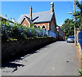SX9984 : Lympstone Church Of England Primary School by Jaggery