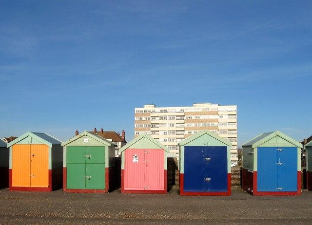 Beach Huts 346-350, Western Esplanade, Hove
