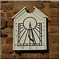SO7433 : Restored sundial by Philip Halling