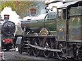 SO7192 : Shed yard - Bridgnorth Station by Chris Allen