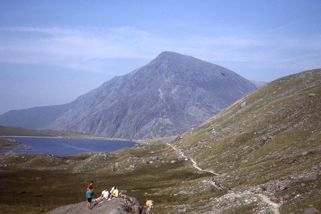 Foot of Idwal Slabs