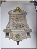 TF6120 : St Nicholas' Chapel, King's Lynn: memorial (22) by Basher Eyre