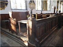 TF6120 : Inside St Nicholas' Chapel, King's Lynn (7) by Basher Eyre