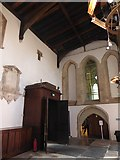 TF6120 : Inside St Nicholas' Chapel, King's Lynn (16) by Basher Eyre