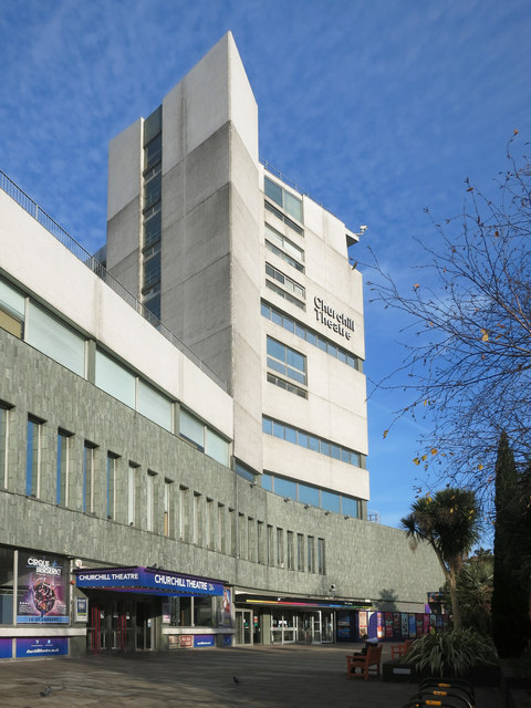 Churchill Theatre, Bromley