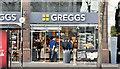 J3374 : Greggs, Donegall Square West, Belfast (December 2016) by Albert Bridge