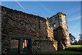 SK3616 : Ashby Castle by Oliver Mills