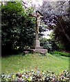 SZ0891 : Calvary near St Stephen's Church, Bournemouth by Jaggery