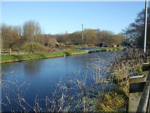 SD7328 : Leeds and Liverpool Canal, Oswaldtwistle by JThomas