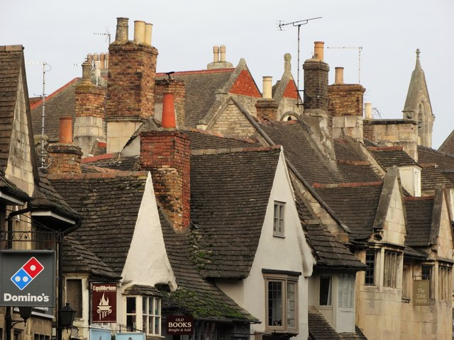 Stamford Rooftops
