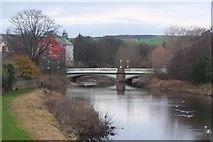 NT5173 : Victoria Bridge, Haddington by Jim Barton