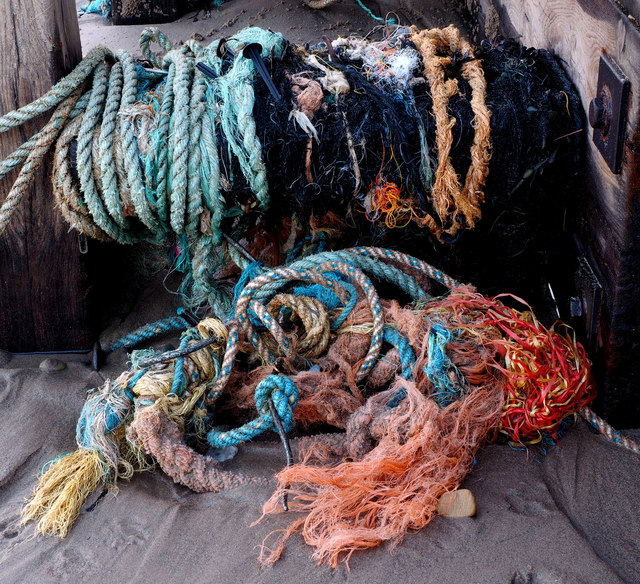 Old Ropes and Nets