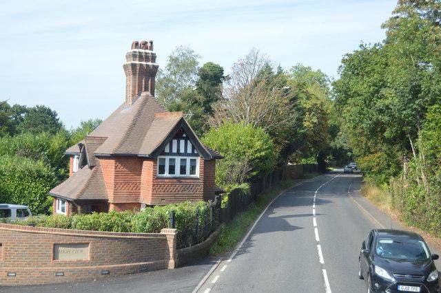 Rusthall Lodge