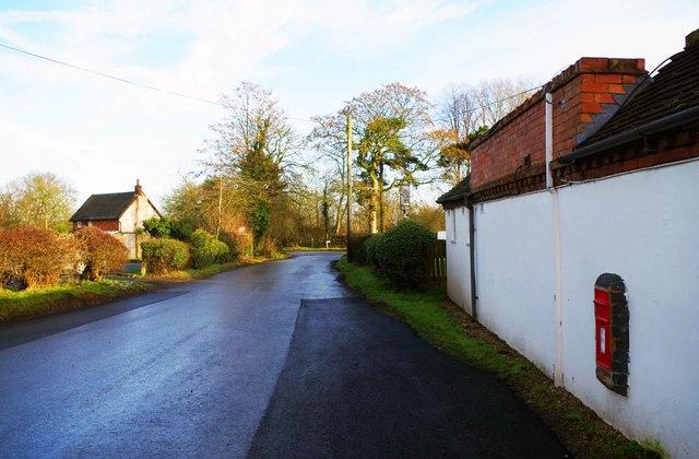 Lea End Lane, Forhill, Worcs