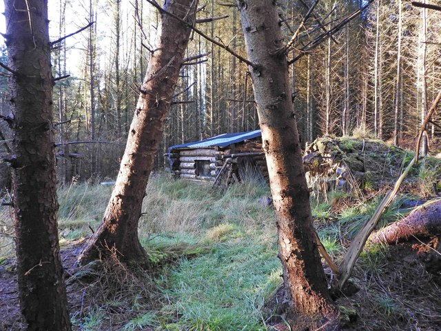 Cabin in Fryster Wood