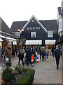SP5821 : Bicester Village by Stephen McKay