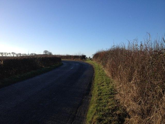 Road to Thornton