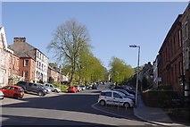 NY6820 : Boroughgate, Appleby by Richard Webb