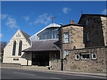 SE4048 : St Joseph's church, Wetherby by Stephen Craven