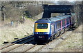 ST8181 : Badminton Line, Acton Turville, Gloucestershire 2012 by Ray Bird