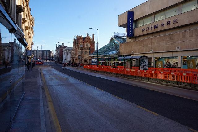 Carr Lane, Hull